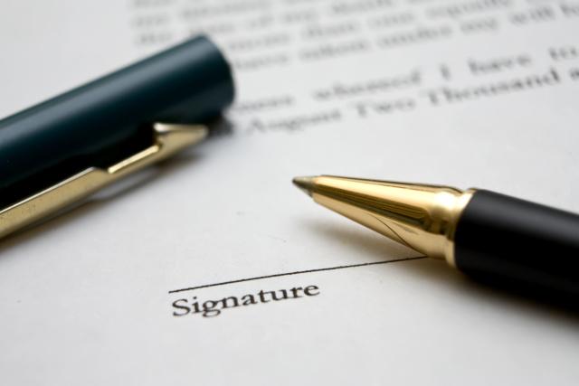 Ukončení nájemní smlouvy na dobu určitou